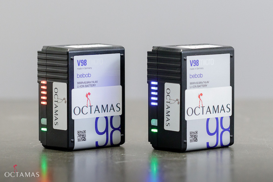 BEBOB V98 Micro V Mount OCTAMAS Rental