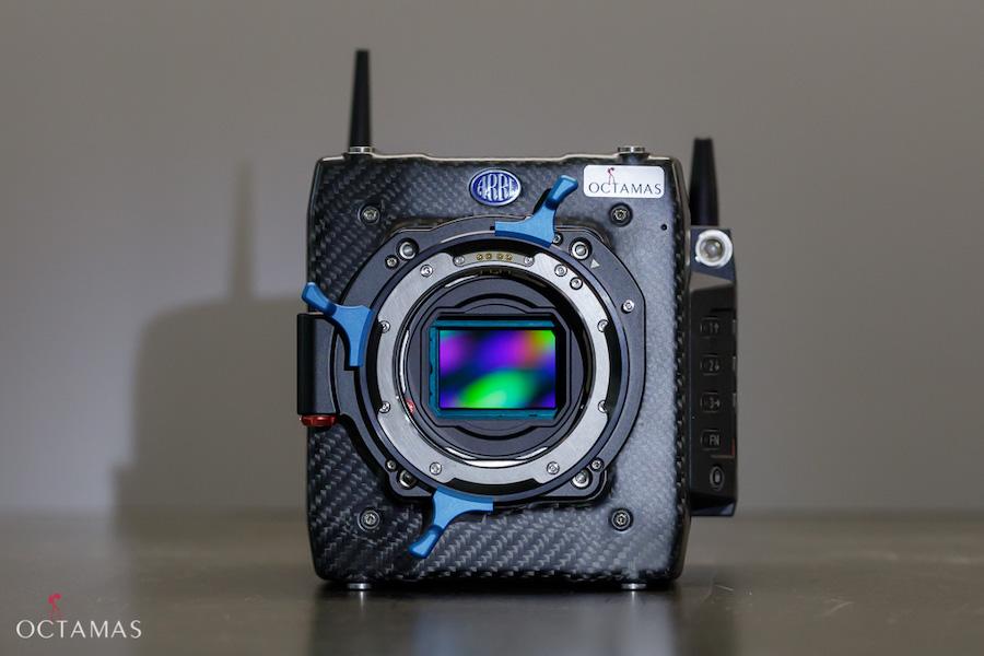 Cameras Octamas Rental