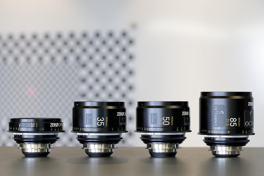 Nikon Nikkor AI-S rehoused Zero Optik