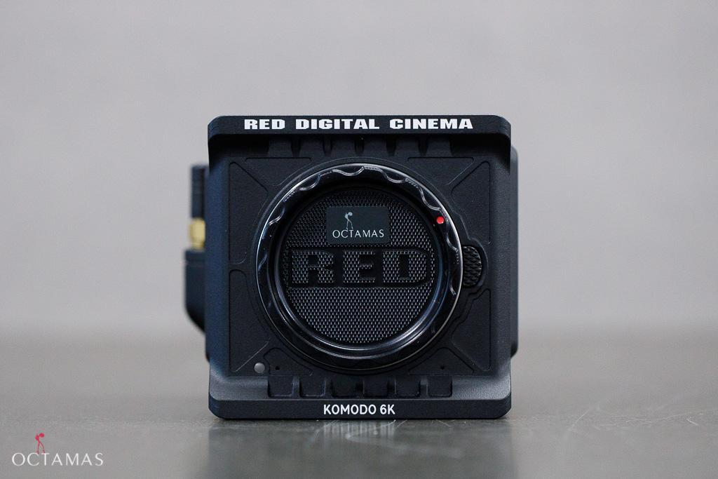 RED KOMODO 6K S35 Camera